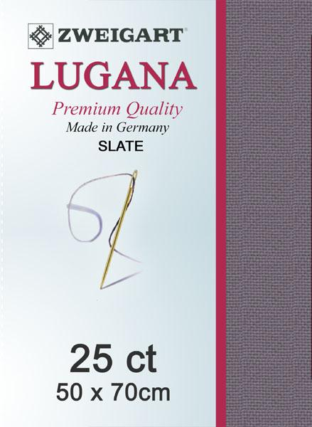 Lugana Fat Quarter 25 Cobblestone - [product-vendor] - Craftco Ltd - NZ