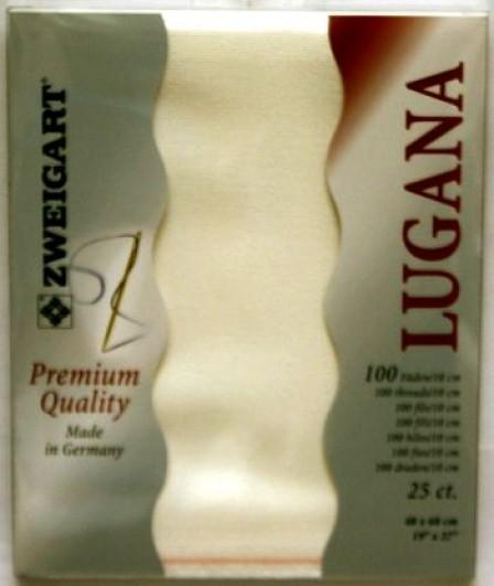 Lugana Precut 25 Antique White - [product-vendor] - Craftco Ltd - NZ