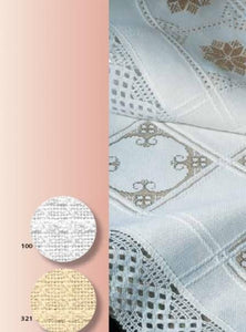 Anne Cloth Afghan 100% Cotton Precut - [product-vendor] - Craftco Ltd - NZ