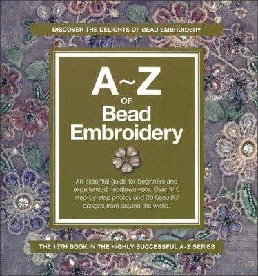 A-Z of Bead Embroidery - [product-vendor] - Craftco Ltd - NZ
