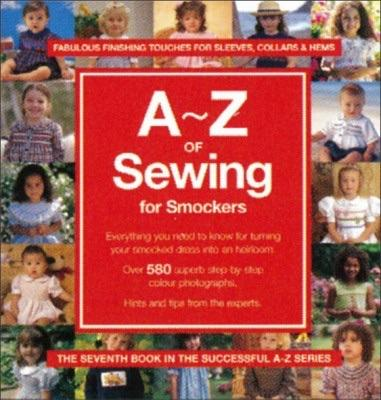 A-Z of Sewing for Smockers - [product-vendor] - Craftco Ltd - NZ