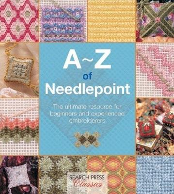 A-Z of Needlepoint - [product-vendor] - Craftco Ltd - NZ