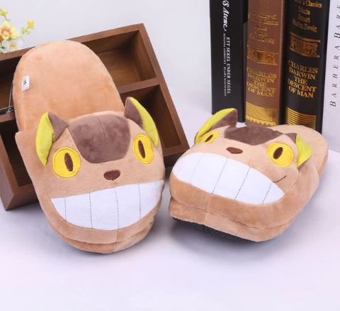 CatBus House Slipper