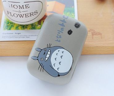 The Smiling Totoro Contact Lens Case