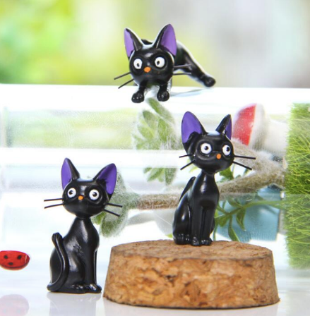 Jiji Kiki's Delivery Service Model - Studio Ghibli Shop