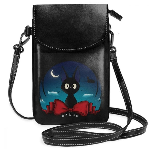 Japanese Jiji Leather Sling Bag