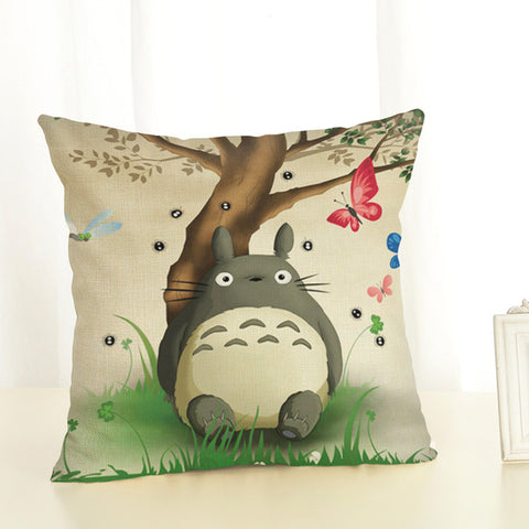 Totoro Cushion Cover