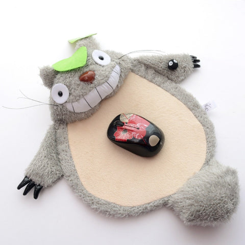 Totoro Cuff Mouse Pad