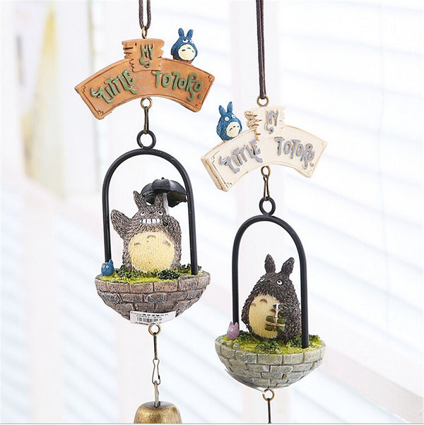 Little Totoro Wind Chime - Studio Ghibli Shop