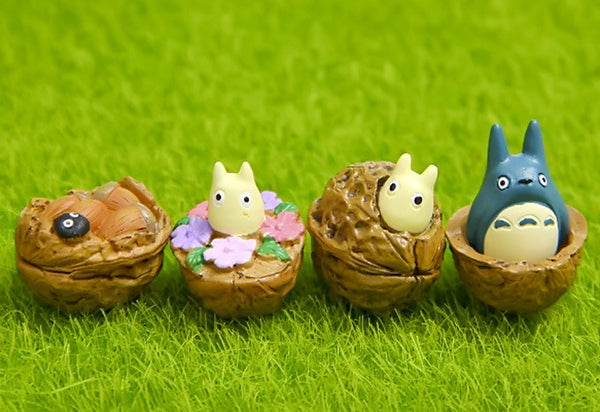 Walnut Action Figure - Studio Ghibli Shop