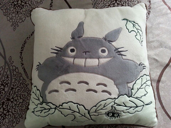 Stuffed Pillow Totoro - Studio Ghibli Shop