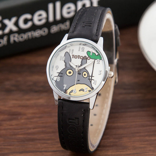 Totoro and leaf Watch