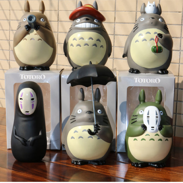 Large Totoro Collection - Studio Ghibli Shop