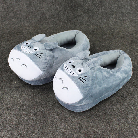 Indoor Totoro Slippers