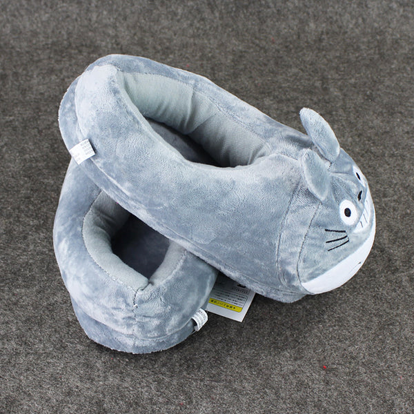 Indoor Totoro Slippers - Studio Ghibli Shop