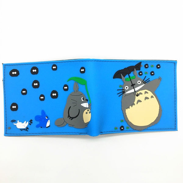Fairy Dust Totoro Wallet
