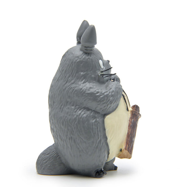 Woody Totoro figure - Studio Ghibli Shop