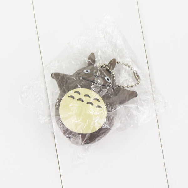 Smiling Totoro Key Chain - Studio Ghibli Shop