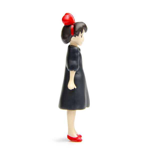 Kiki, Jiji the Cat and Magic Broom Figures - Studio Ghibli Shop
