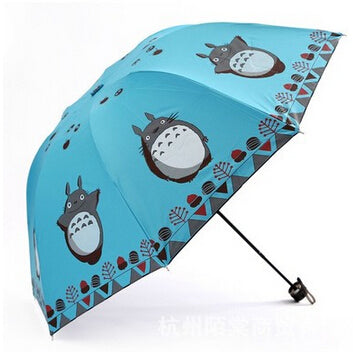 Totoro Umbrella (choose your colour)