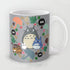 Ceramic Totoro Mug - Studio Ghibli Shop