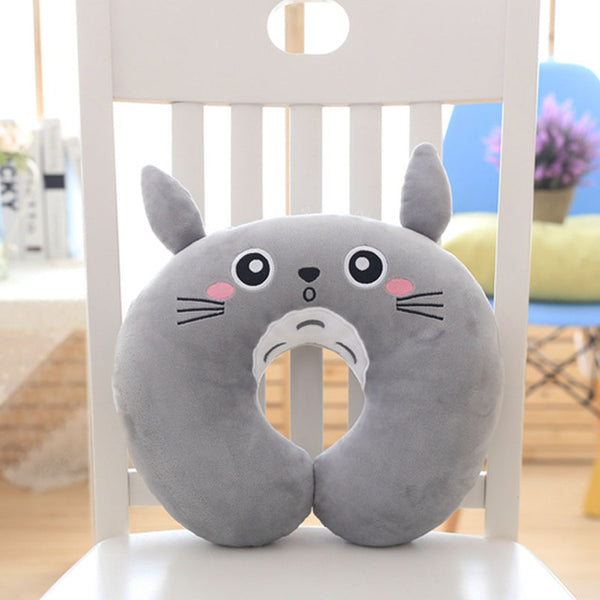Soft Neck Pillow - Studio Ghibli Shop