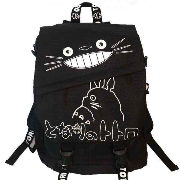 My Neighbor Totoro Printed Backpack - Studio Ghibli Shop