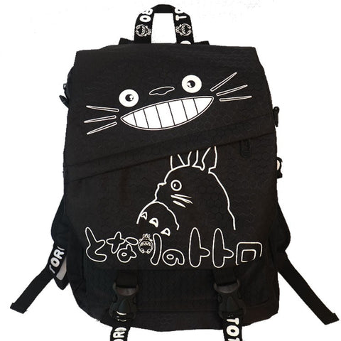 My Neighbor Totoro Printed Backpack