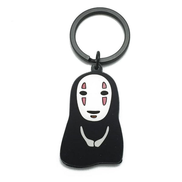 Key Chain No Face Man - Studio Ghibli Shop