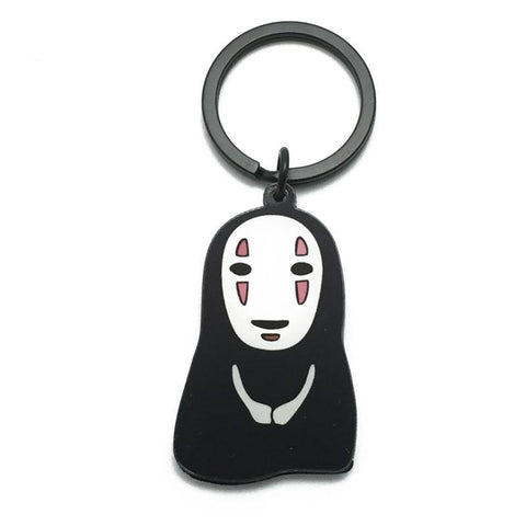 Key Chain No Face Man