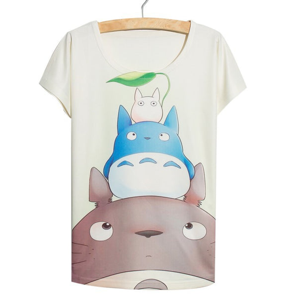 Top of The Head T-shirt - Studio Ghibli Shop