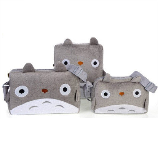 Messenger Totoro Hand Bag - Studio Ghibli Shop