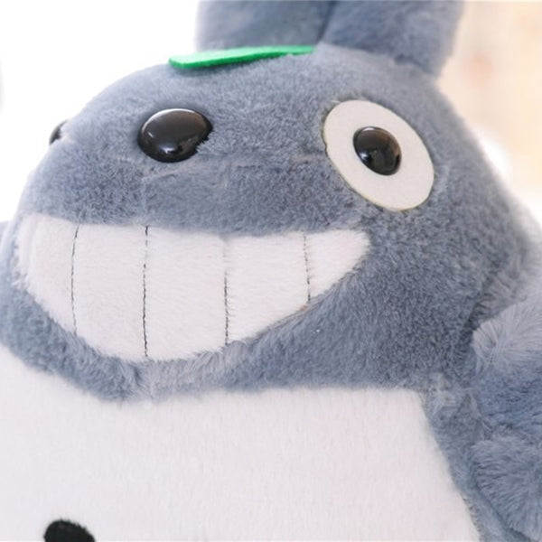 Famous Totoro Plush Toy - Studio Ghibli Shop