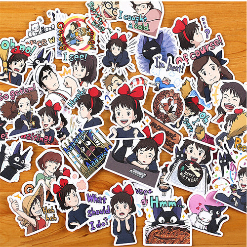 All Time Fave Kiki's Collection Sticker