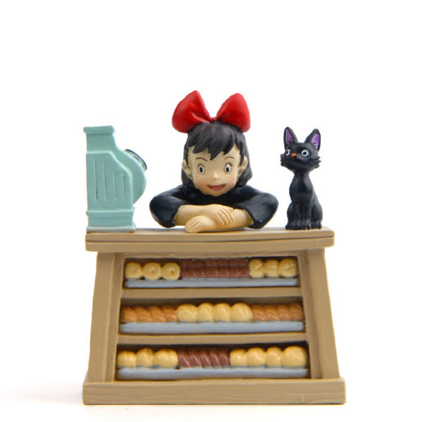 Kiki's Bakeshop Figure - Studio Ghibli Shop
