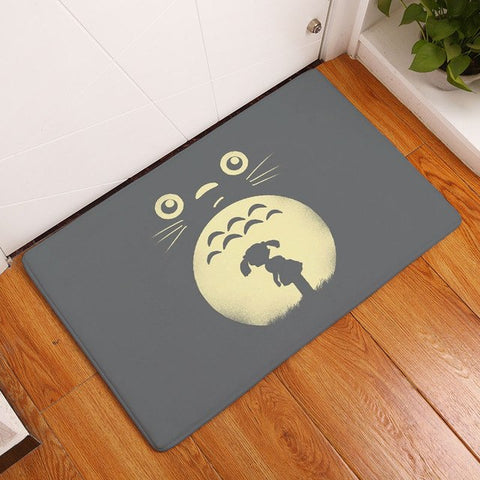 Shadow of Friendship Door Mat