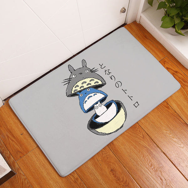 Bowl Style Rug - Studio Ghibli Shop