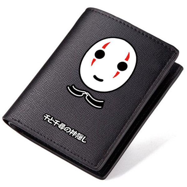 Deluxe No Face Card Holder - Studio Ghibli Shop