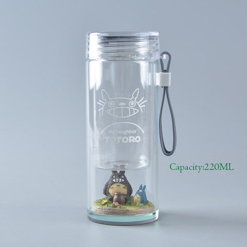 Portable Totoro Water Bottle