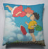 Puppy Love Cushion Pillow - Studio Ghibli Shop