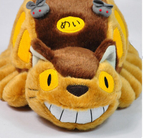 Luxury Catbus Plush / Soft Toy - Studio Ghibli Shop