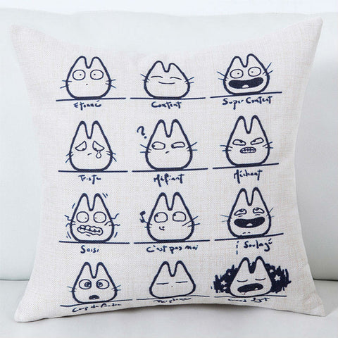 Mixed Emotions Cushion Cover