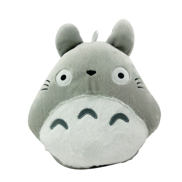 Rainbow Totoro Soft Pillow - Studio Ghibli Shop
