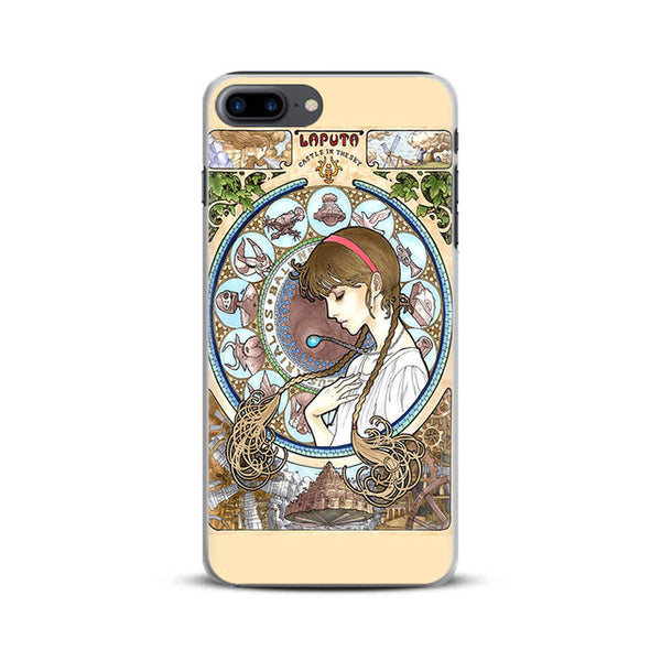 Colorful Aztec iPhone Case - Studio Ghibli Shop