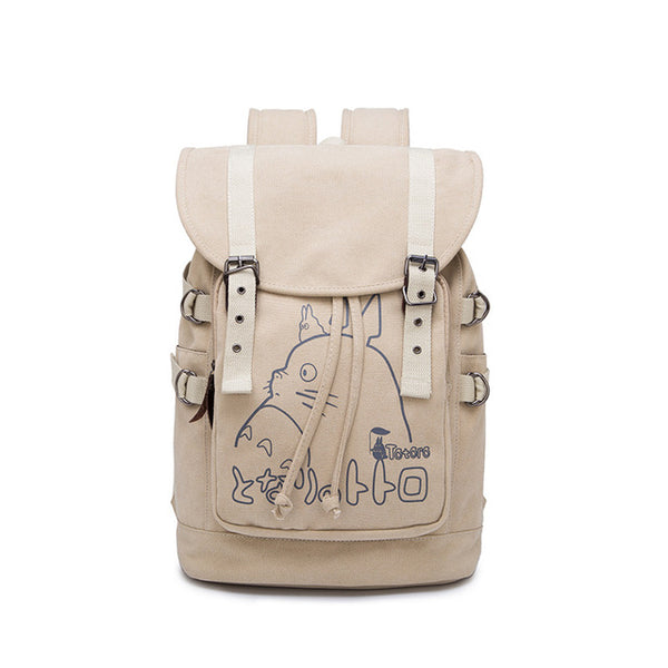 Totoro Student Backpack - Studio Ghibli Shop