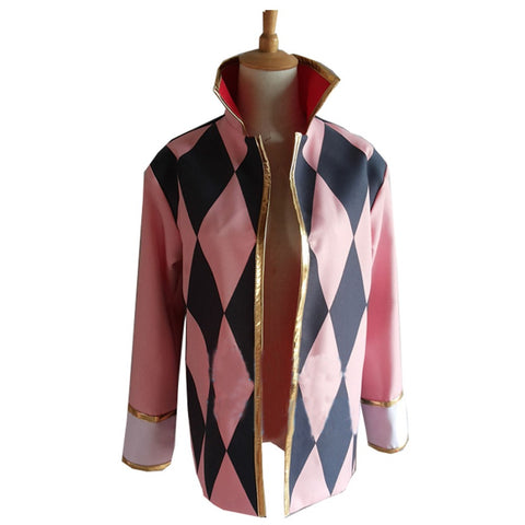 Howl's Checkered Coat