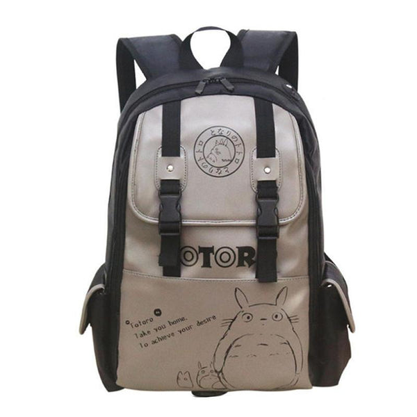 Cartoon Totoro School Bag - Studio Ghibli Shop