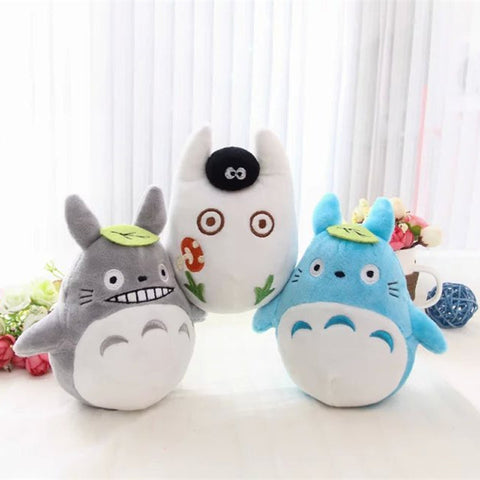 Totoro Plush Toy Collection (3 plushies!)
