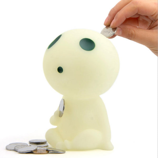 Tree Elves Piggy Bank - Studio Ghibli Shop