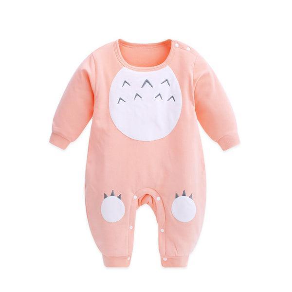 Cute Totoro Baby Romper Suit - Studio Ghibli Shop